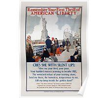 America 1903 Poster