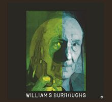 Eternal William S. Burroughs  by edend