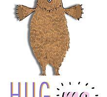 Bear Hug by Lauren Hughes