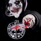 Clown Face by Ben Rees