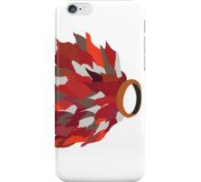 Ring in fire  iPhone Case/Skin