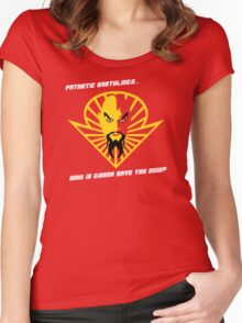 Ming the Merciless Women's Fitted Scoop T-Shirt