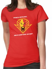 Ming the Merciless Womens Fitted T-Shirt