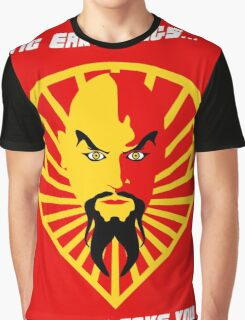 Ming the Merciless Graphic T-Shirt