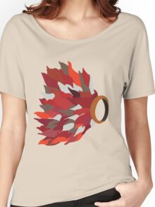 Ring in fire  Women's Relaxed Fit T-Shirt