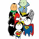 Justice League by RobStears
