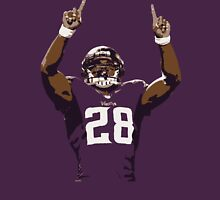 Adrian Peterson - Minnesota Vikings Unisex T-Shirt