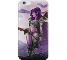 Elf Huntress iPhone Case/Skin