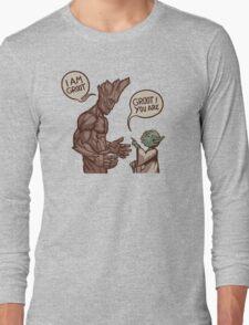 The Guardians far far away ! Long Sleeve T-Shirt