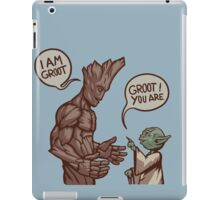 The Guardians far far away ! iPad Case/Skin