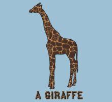 Arrrk - A Giraffe by MuseBoots