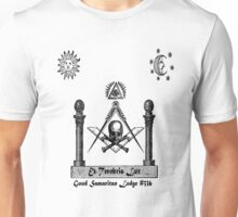 From Darkness, Light Unisex T-Shirt