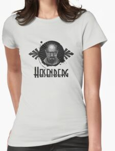 Heisenberg - Walter White (large) Womens Fitted T-Shirt