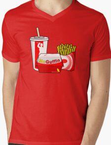 McGuffin Mens V-Neck T-Shirt
