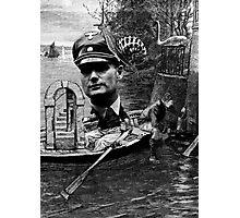 Orwell in Paris 2. Photographic Print