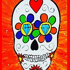 Sugar Skull by Trent Shy