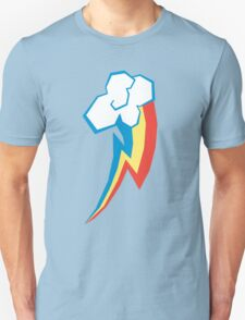 Rainbow Dash Cutie Mark Angle T-Shirt