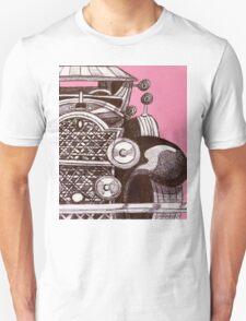 The Gangster Car Unisex T-Shirt