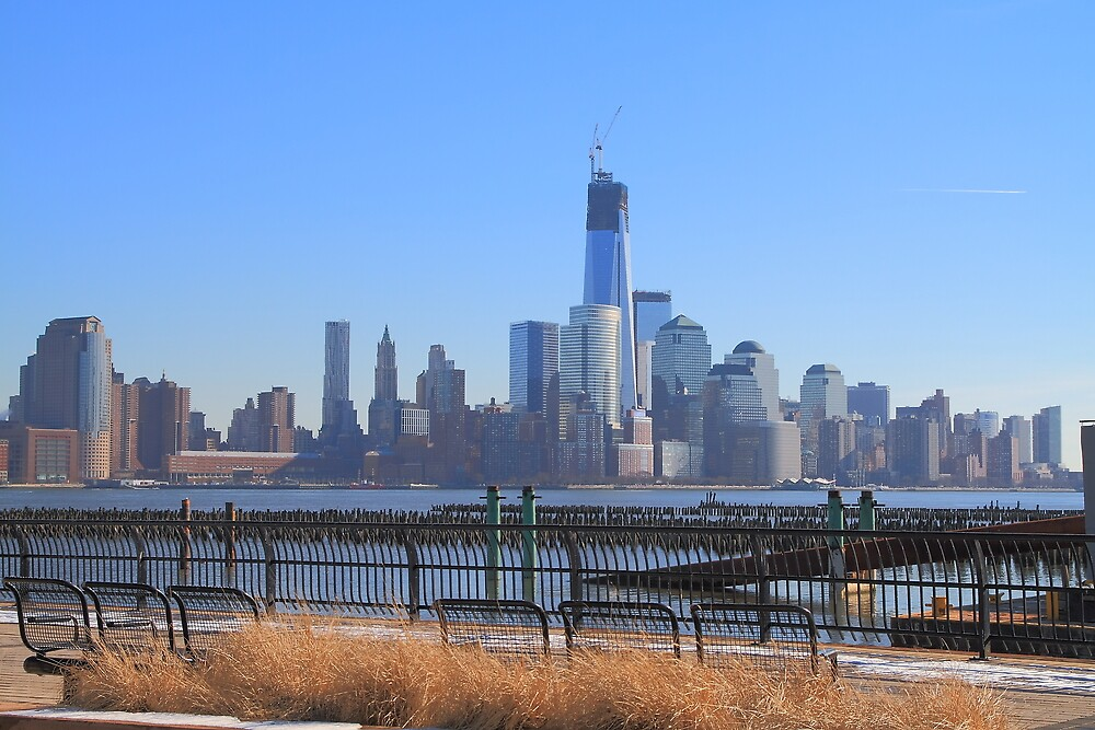 One World Trade Center (aka Freedom Tower) by pmarella