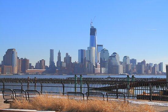 One World Trade Center (aka Freedom Tower) by pmarella