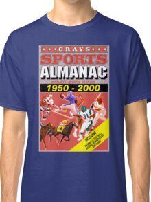 BTTF: Sports Almanac Classic T-Shirt