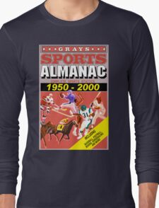 BTTF: Sports Almanac Long Sleeve T-Shirt