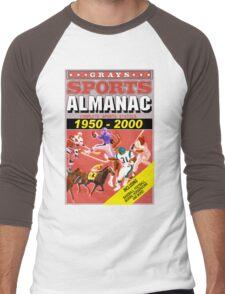 BTTF: Sports Almanac Men's Baseball ¾ T-Shirt