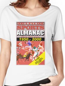 BTTF: Sports Almanac Women's Relaxed Fit T-Shirt