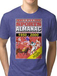 BTTF: Sports Almanac Tri-blend T-Shirt