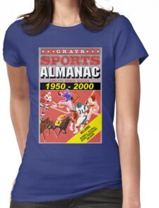 BTTF: Sports Almanac Womens Fitted T-Shirt
