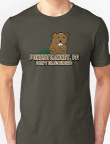 Don't Drive Angry T-Shirt