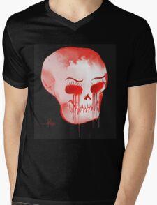 Blood & Milk Mens V-Neck T-Shirt