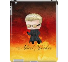 Chibi Wesker alt. iPad Case/Skin