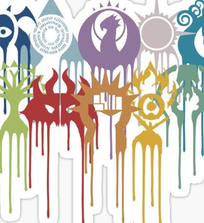 Graphic Guilds Sticker