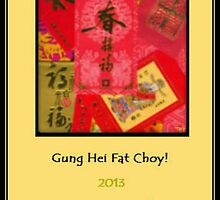 Red Envelope Chinese New Year by CatalystBC