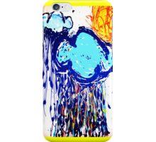 Colorful Clouds iPhone Case/Skin