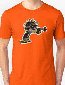 Spaceman Spiff Neon Unisex T-Shirt