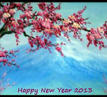 Plum Blossom New Year  by CatalystBC