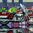 Road King by Steven  Agius