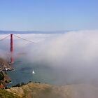 Golden Gate by LILKULKA