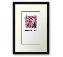Growing Pains Part 1 Framed Print