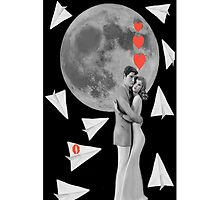 ❤‿❤ PAPER MOON IPHONE CASE ❤‿❤ by ╰⊰✿ℒᵒᶹᵉ Bonita✿⊱╮ Lalonde✿⊱╮