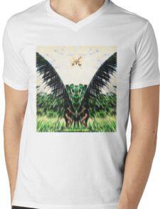 The Cosmic Serpent Apparition Mens V-Neck T-Shirt