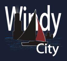 Windy City Kids Tee