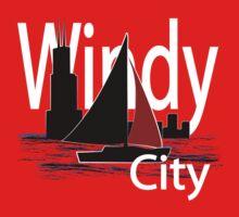 Windy City One Piece - Long Sleeve
