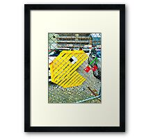 You could be next  Framed Print