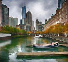 Chicago High Rises by Dennis Granzow