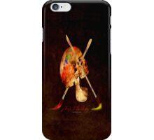 Argh…T Me Matey 036 iPhone Case/Skin