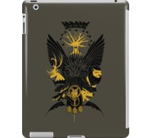Head of the Households iPad Case/Skin