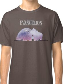 End Of Evangelion - Galaxy Classic T-Shirt